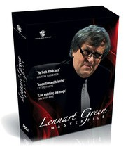Lennart Green's Master File (4 DVD Set) -magic