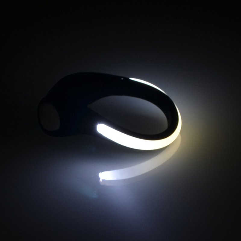 Discount Outdoor Safety Shoe Clip Running Walking Bike Cycling Bicycle LED Sport Light for Night Runner Joggers Walkers Biker Hot 7