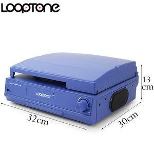 Image 5 - Looptone Dây Ổ 33/45/78 Vòng/phút Bluetooth Vinyl LP Kỷ Lục Cầu Thủ Bàn Xoay Đĩa Loa Tích Hợp Jack Cắm Tai Nghe & Rca Line Out