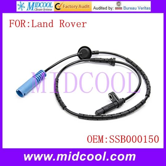 1 stücke ABS Vorderrad Geschwindigkeit Sensor Draht Für MG ZT Rover 75 Tourer SSB000150