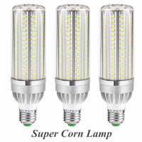 Lamp 45W Aluminum LED High Power Corn Bulb E27 SMD5730 35W 220V Led Lampada E26 110V