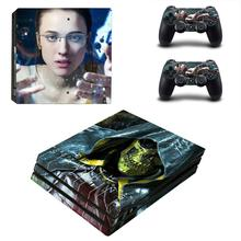 Game Death Stranding PS4 Pro Skin Sticker For Sony PlayStation 4 Console and Controllers PS4 Pro Skin Stickers Decal Vinyl