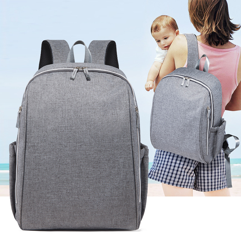 Waterproof Diaper Bag For Mommy Maternity Nappy Backpack Baby Infant Nursing Organizer Changing Bag To Travel Care Luiertas
