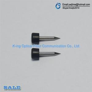 Image 4 - Free shipping NEW Electrodes for Fujikura ELCT2 12 FSM 11S FSM 12S FSM 21S FSM 22S Fusion Splicer Electrodes