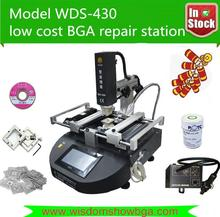 BGA Rework Station Best economy 3 temperature zone touch screen infrared Available For Repair Iphone Samsung Mobile Ipad Laptop