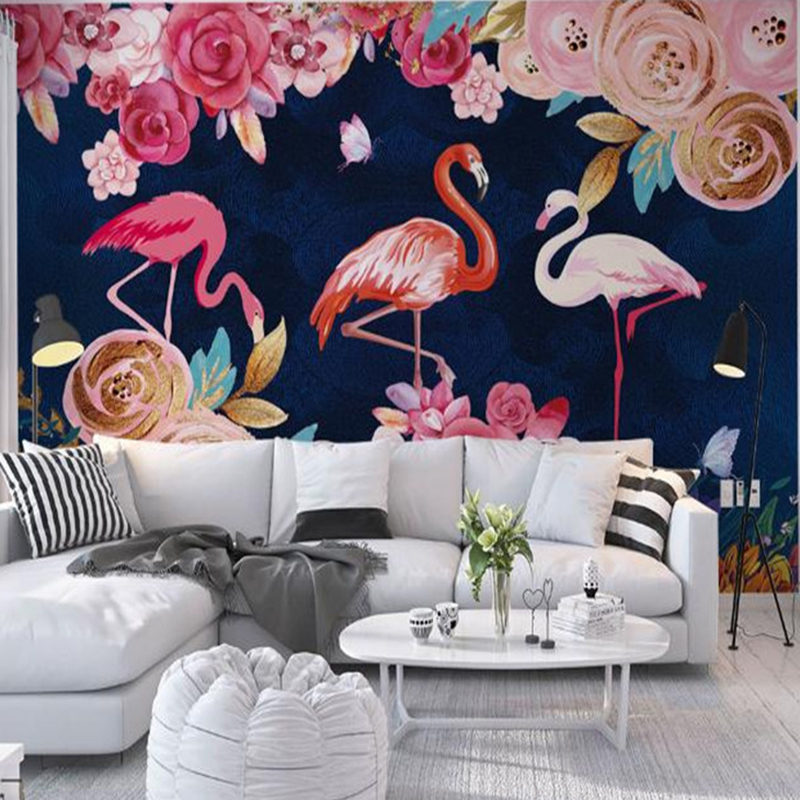 3 d Desktop Wallpaper Murals Animal Wallpaper Wall Pciture for Bedroom Decor Wall Art Modern Living Room Decor Photo sea world 3d wallpaper murals for living room bedroom photo print wallpapers 3 d wall paper papier modern wall coverings