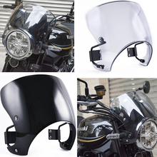 New Generation Z 900RS Windscreen Windshield Cafe Racer Fairing Wind Visors Protector for 2018 Kawasaki Z900RS 900 RS