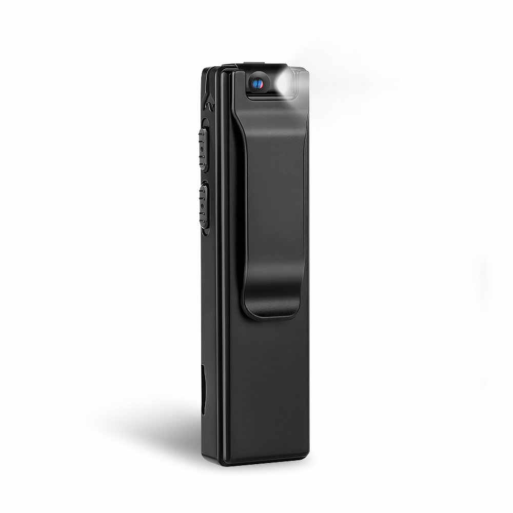 Vandlion A3 Body Camera Mini Digital HD Camera Micro Cam Magnetic Motion Snapshot Flashlight Loop Recording Camcorder Video Cam
