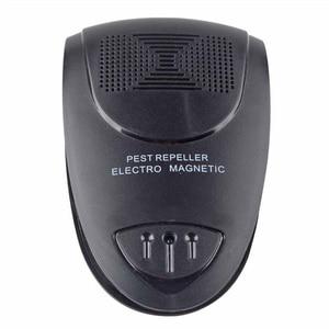 Image 4 - Ab İngiltere abd tak elektronik ultrasonik haşere kovucu sivrisinek reddetme fare sıçan fare kovucu Anti sivrisinek kovucu Killer yol