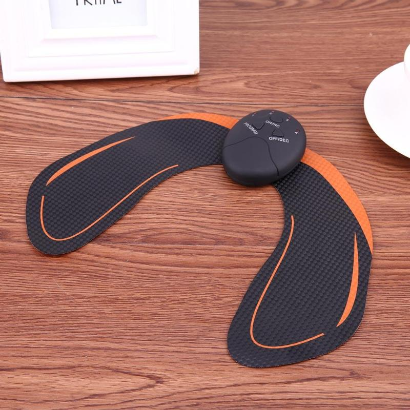 EMS Smart Hip Trainer Buttocks Lifting Muscle Building Waist Body Beauty Machine Slimming Massage Relaxtion Device Unisex in Slimming Product from Beauty Health