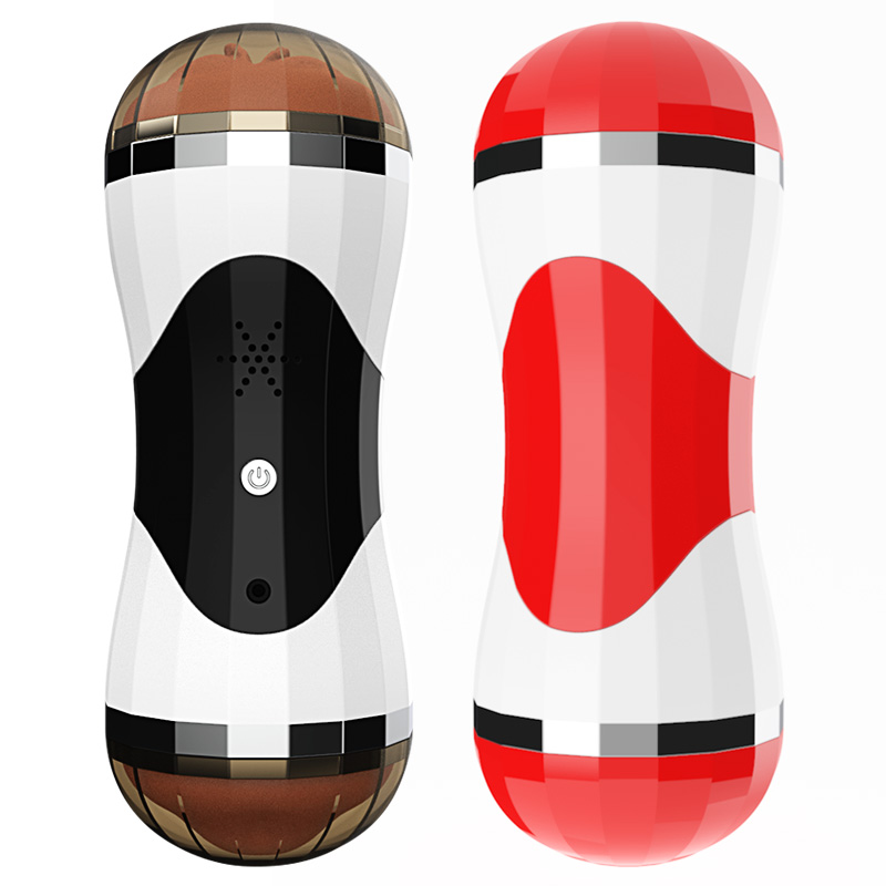Double Hole Masturbation Cup for Men Realistic Vagina Pussy Anal Vaginal Sex Masturbation Cup Sex Products Sex Toys Aircraft Cup 12 frequency vagina anal double tunnels masturbation cup sex toys for men 2 motor male sex machine suction voice aircraft cup