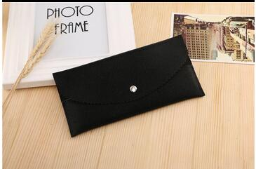 Free shipping 2019 franBrit Wholesale  New Ladies wallets long wallet, multi card, multicolored pu leather women's wallet