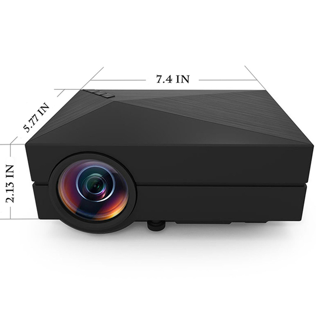 5fa5ebdda17c3b LED Projector 3D HD 1080P Home Theater Picture Video Projectors China LCD  Universal For School TV Computer Mobile Phone Iphone 6