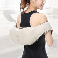 New Arrival 1PC Electrical Shiatsu U Shape Neck Back Shoulder Body Massager Infrared Heated Kneading Car