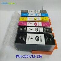 For Canon PGI 225 CLI 226 Ink Cartridges For Canon PIXMA MG6120 MG6220 MG8120B MG8220 MX882