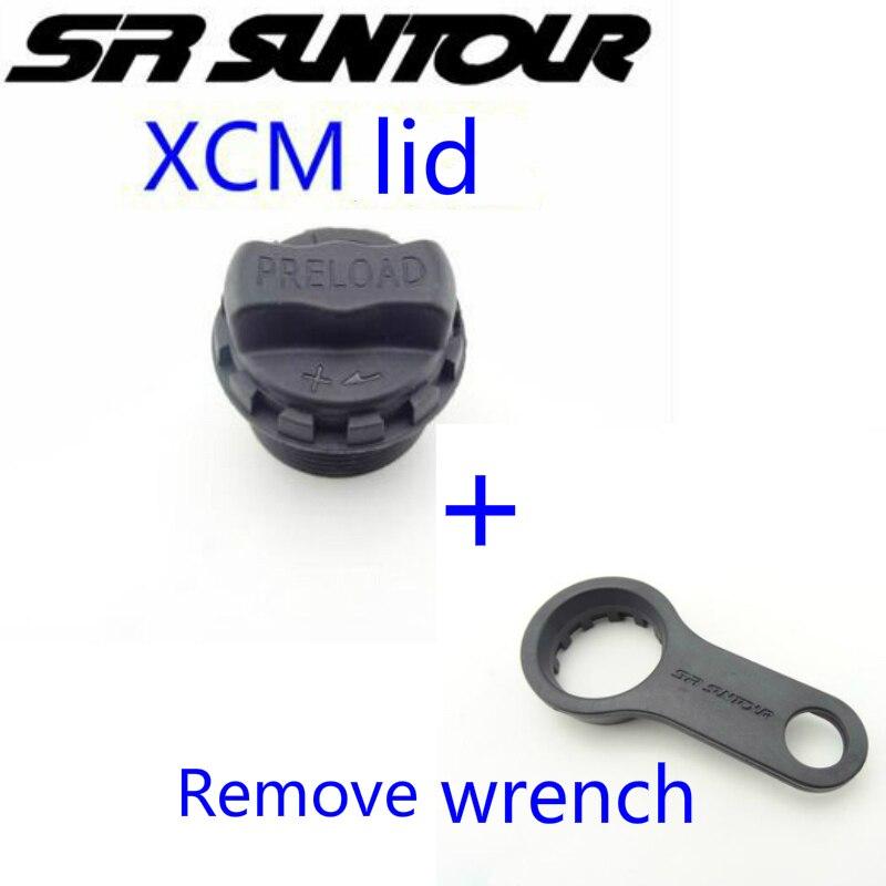 XCM Details about  /Fahrrad Vorderrad Gabel 79 mm Schraubenschlüssel Für SR Suntour XCT XCR
