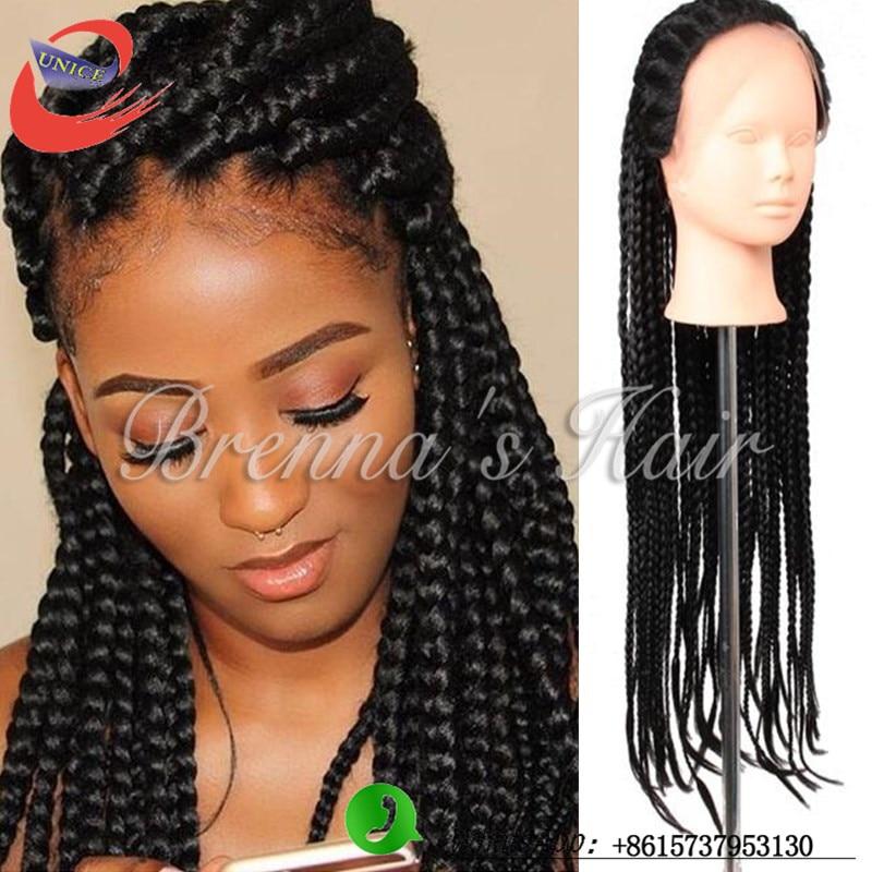 Lace Front Wigs Crochet Braids Braiding Weave Hair ...