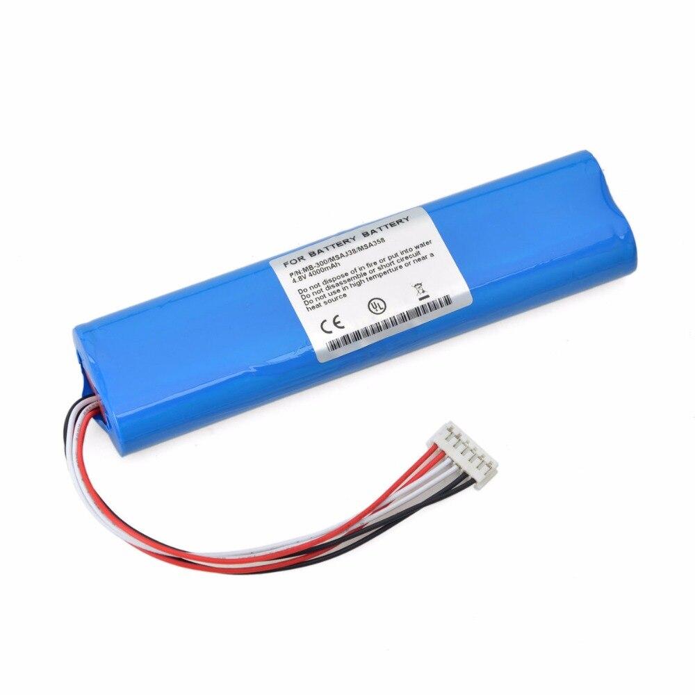 Здесь продается  4000mAH New spectrum analyzers Battery for MICRONIX MSA338 MSA358 MB300 MB-300   Компьютер & сеть