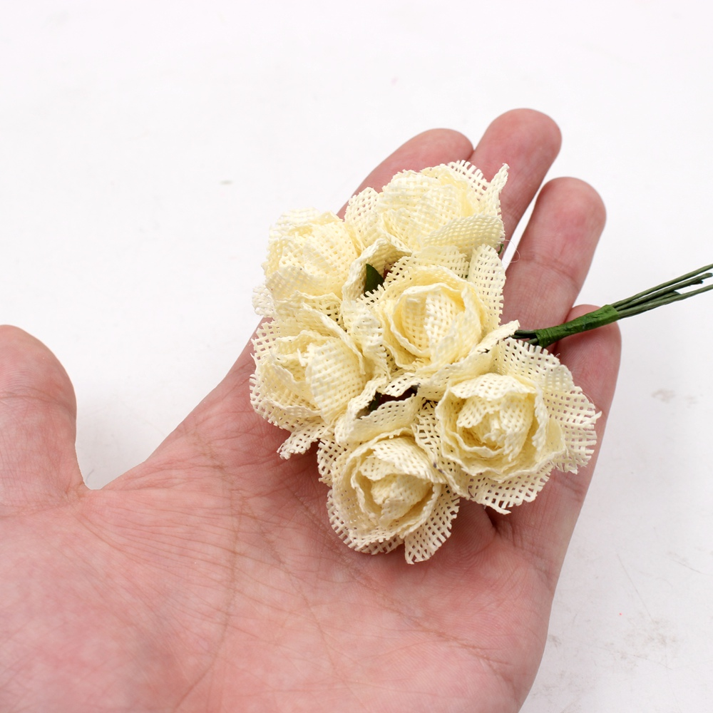 60pcs flax rose bouquet flowers for wedding scrapbooking garland 60pcs flax rose bouquet flowers for wedding scrapbooking garland home decoration needleworkwork fake plastic cheap flowers in artificial dried flowers izmirmasajfo