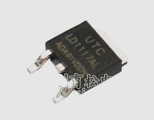 Бесплатная доставка! LD1117A-ADJ LD1117AG TO252 AMS1117-ADJ AMS SOT223 низкая отключения регулятор