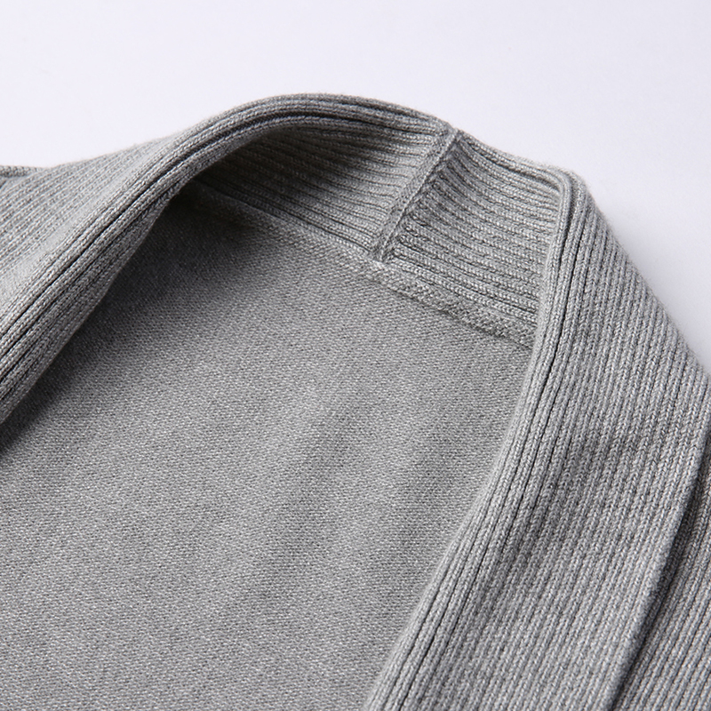 Image 5 - 2020 New Fashion Brand Sweater For Mens Cardigan Long Slim Fit  Jumpers Knitred Overcoat Autumn Korean Style Casual Men  ClothesCardigans