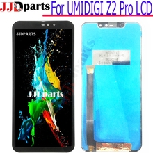 100% New LCD For 6.2″ UMI UMIDIGI Z2 Pro LCD Z2 LCD Display Touch Screen Digitizer Assembly Replacement For UMI Z2 LCD Display