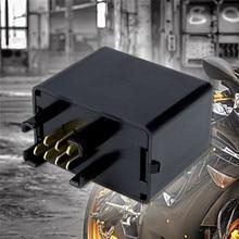 7-Pin Flasher Relay Automotive Strobe Relay Motorcycle Decoder For SUZUKI GSX-R 600 SV 650 N/S GSF 650 N/S VL 125 GSX-R 1300