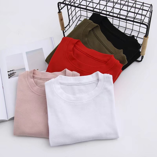 5c9861ca0d93 Women Long Sleeve O-neck Tops crop t-shirts Knit Rib Black white stripes  Crop Bardot Top Woman Sexy slim short T shirt Top