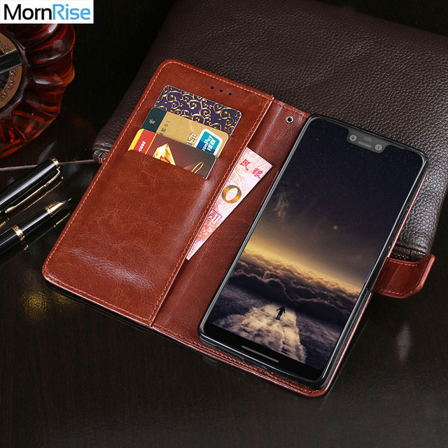 low priced 882e2 bb810 US $4.43 40% OFF Luxury Vintage PU Leather Flip Cover For Google Pixel 3 XL  Case Wallet Kickstand Card Pocket Business Style Phone Bags Fundas-in ...