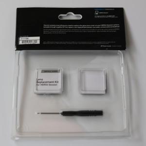 Image 3 - 移動プロ用オリジナルレンズprotetiveフレーム/uvガラスレンズカバー/キャップとツールのためのgoproヒーロー5セッション4セッションカメラアクセサリー