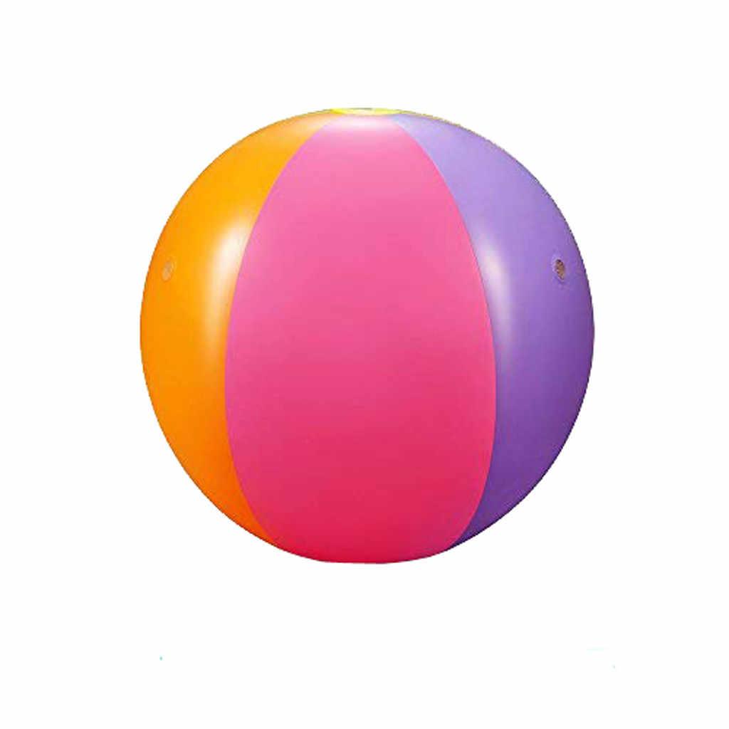 Надувной шаровой спринклер открытый детский водный спрей мяч игрушка для пляжа бассейн Сад Игрушки для газонов для детей подарок 5,16