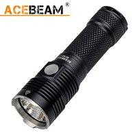 New AceBeam EC50 GEN2 Search Flashlight CREE Xhp70 3000 Lumens 302M Side Switch Outdoor Rescue Light +1pcs 5000mAh 26650 Battery