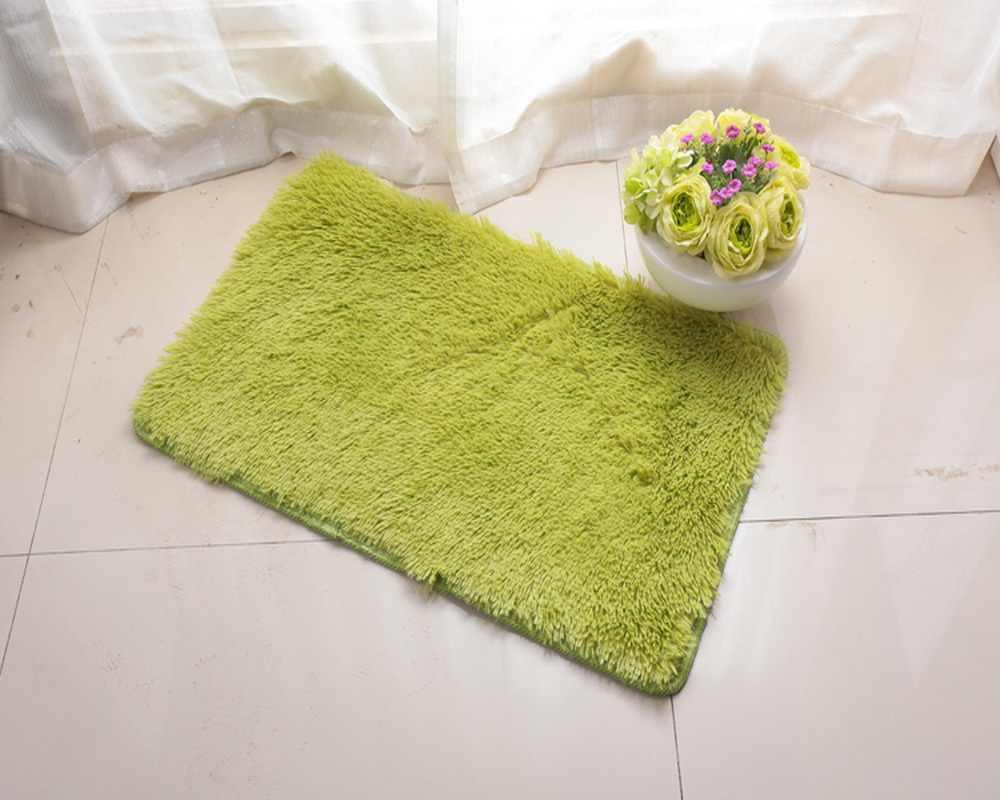 Pokój dzienny/sypialnia dywan przeciwpoślizgowe miękkie 150cm * 200 cm dywan nowoczesny dywan mata purpule biały różowy szary 11 kolor