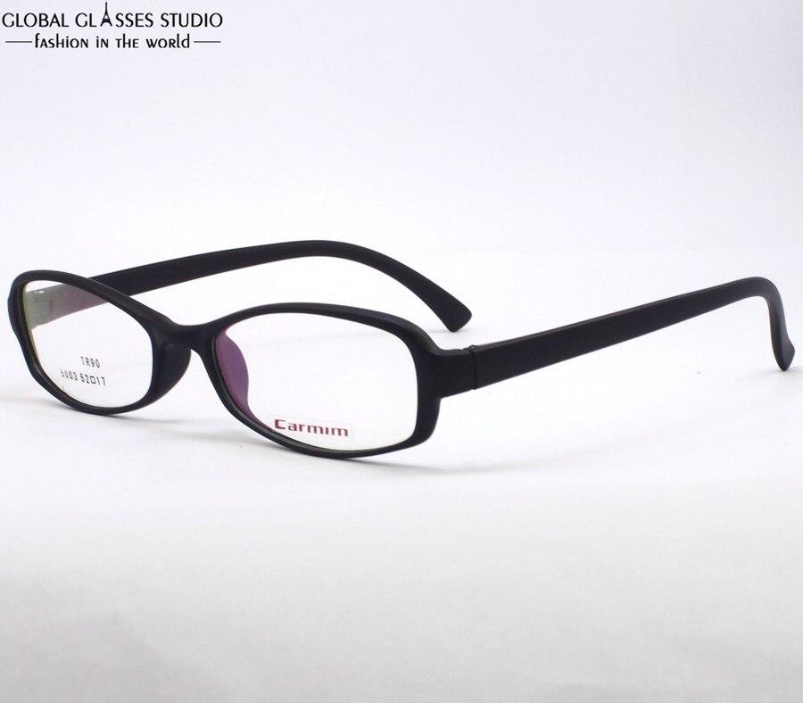 f484f86203747 Moda Kadınlar ve Erkekler için Siyah TR Optik Gözlük Ultralight Benzersiz/Klasik  Gözlük/Öğrenci çerçeve Gözlük 5003