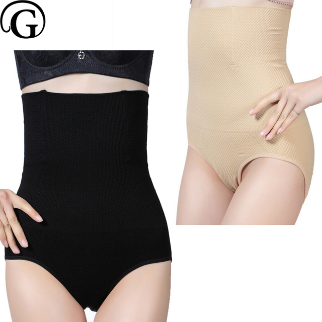 bf563a83fa47e PRAYGER Women Slimming Tummy Shaper Lift Butt Control Panties Seamless High  Waist Stomach Shaper Slim Belly Underwear