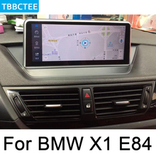 For BMW X1 E84 2009~2015 CIC Android Car GPS Map DVD Multimedia Player Original Style HD Touch Screen Google System WIFI