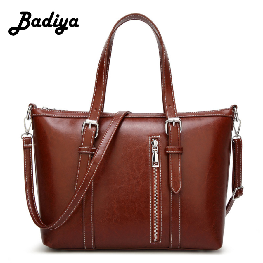 Vintage Handbag Shoulder Bag Women Pu Leather Casual Tote Bag Ladies Luxury Quality Brand Solid Large Capacity Women's Bags 2018 new women bag ladies shoulder bag high quality pu leather ladies handbag large capacity tote big female shopping bag ll491