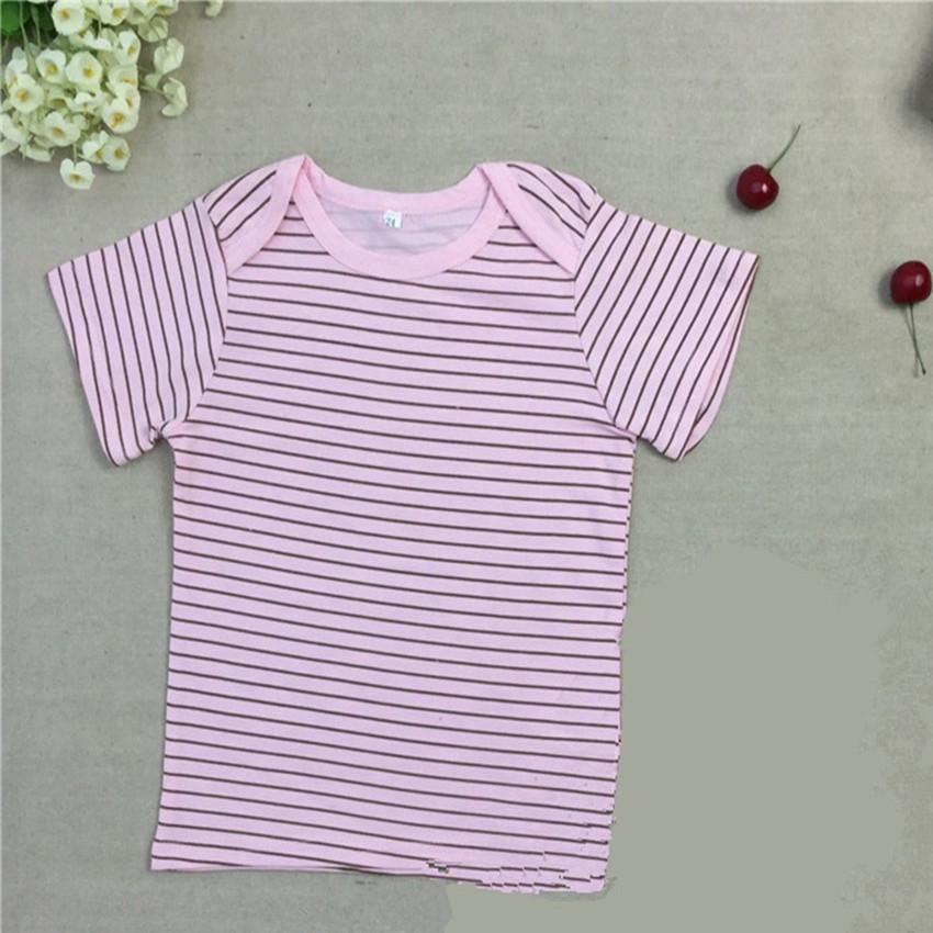 COSPOT-Newborn-Summer-T-Shirt-Infant-Striped-Tee-Baby-Boys-Girls-Cotton-Striped-T-shirt-Kids-Summer-Tee-2017-New-Arrival-40E-2
