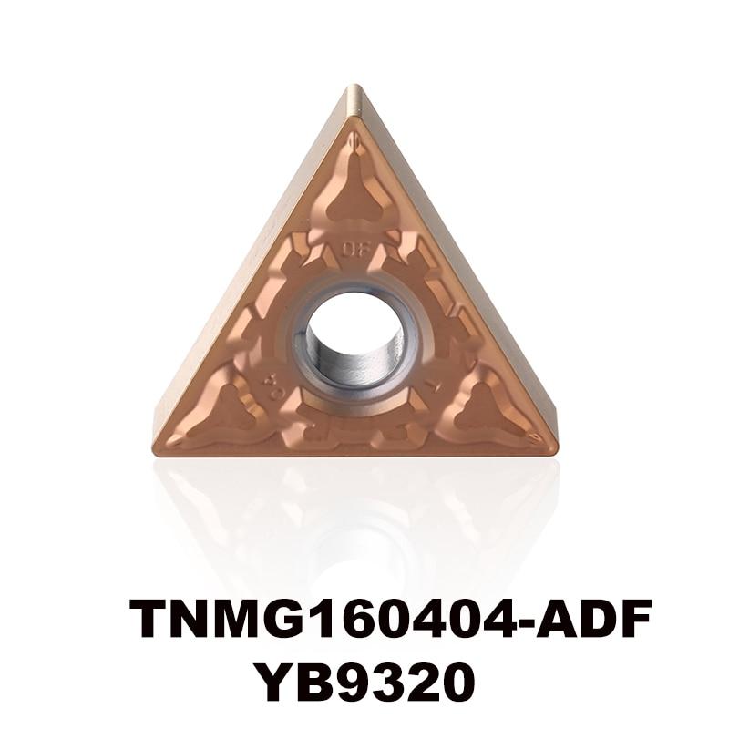 Treimistööriistad TNMG160404-ADF YB9320 volframkarbiidist - Tööpingid ja tarvikud - Foto 1