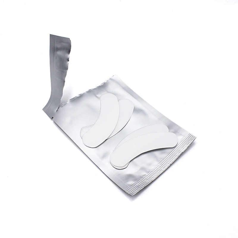 20 Pasang/10 Bungkus Kolagen Hyaluronic Gel Mata Patch Super Tipis Di Bawah Mata Bantalan Bebas Serat Tidak Sensitif