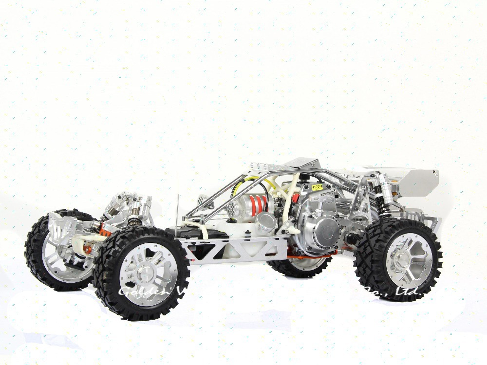 Half alloy 1/5 Baja gasoline rc car 305B with walbro and NGK + GT3B свеча зажигания ngk 2741