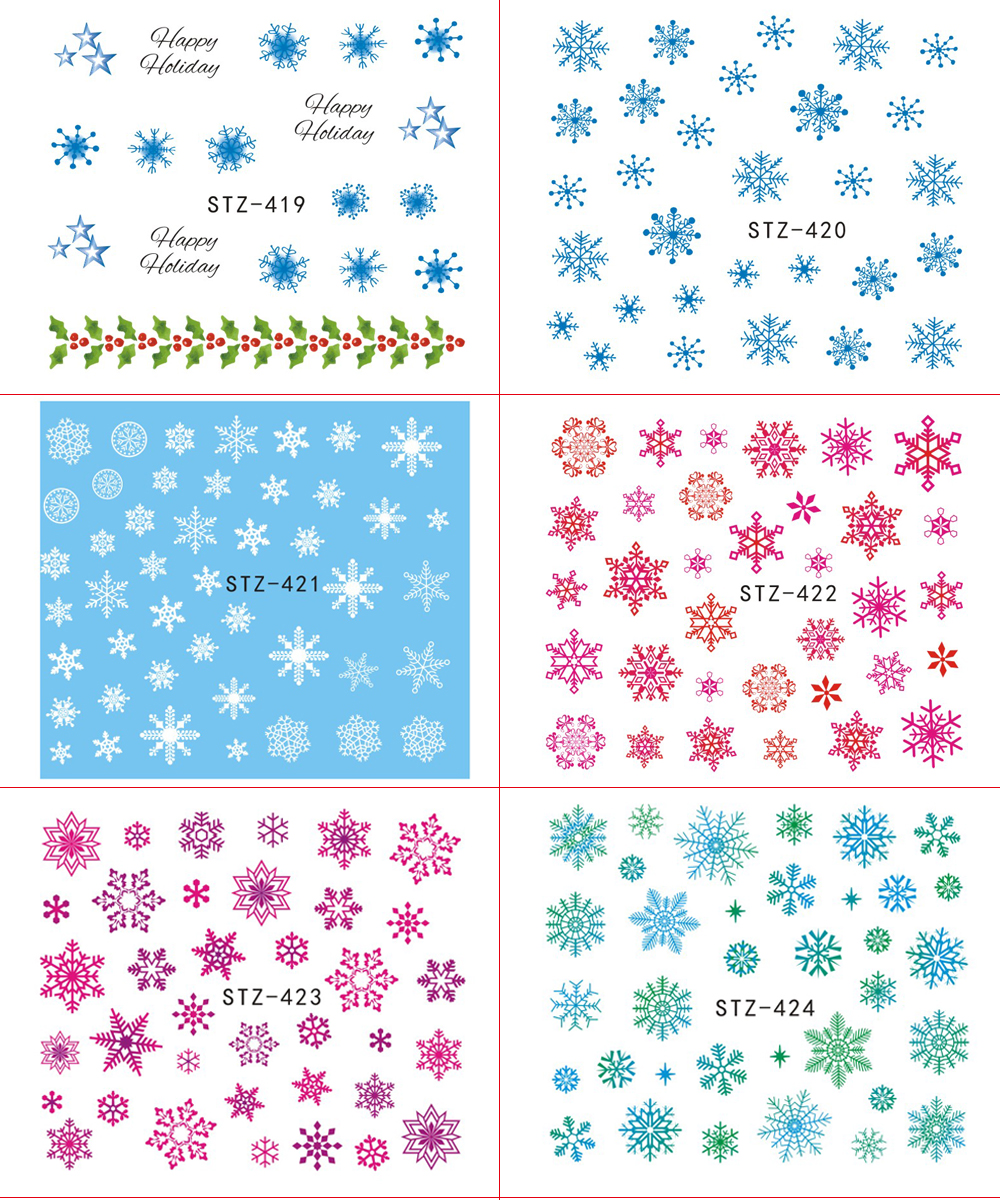 Nail Decals 1