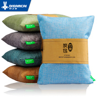 Bamboo Charcoal Bag Car Taste Of Formaldehyde Flavor Vehicle Activated Carbon Bag Odor Control Supplies