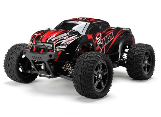 REMO 1631 RC Truck 1/16 2.4G 4WD Brushed Off-Road Monster Truck SMAX RC Remote Control Cars With Transmitter RTR Electric CarREMO 1631 RC Truck 1/16 2.4G 4WD Brushed Off-Road Monster Truck SMAX RC Remote Control Cars With Transmitter RTR Electric Car
