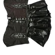 Faux Leather Bustier / Hollow Waist Shaper Corset