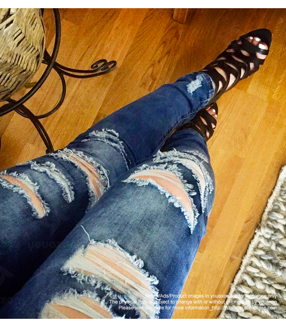 Jeans Pants for Women - S to 3XL 1