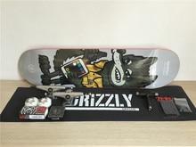 Union Skate Deck & Trucks Girl Wheels Element Bearings Skateboard Complete Set Plus Hardware Set Riser Pad & Installing Tool