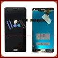 Para lenovo vibe p1 display lcd + touch screen digitador assembléia preto + ferramentas frete grátis
