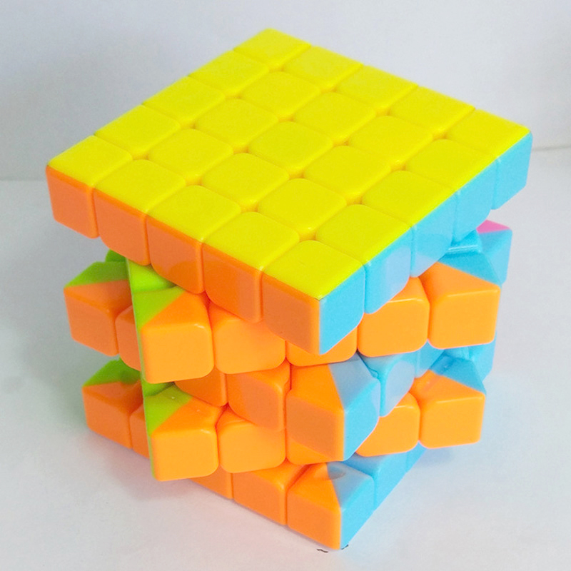 Intelligence Magic Cube Toy Puzzle Games Children Plastic Polymorph Brinquedos Speed Square Cubos Magicos Adult Puzzle 60D0779