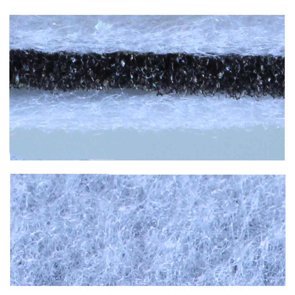 Di ricambio Aspirapolvere HEPA Filtri per Philips lg Haier Midea Electrolux Motore Filtro In Cotone Vento di Aria di Aspirazione del Filtro di Uscita
